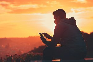 Phones, Meditation, and the Modern Christian